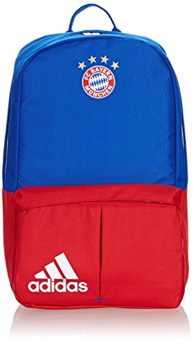 adidas Rucksack FC Bayern, Collegiate Royal/FCB True Red, NS, G90151