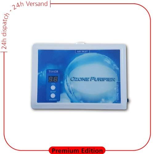 Ozonisator Ozongerät Aquarium Schwimmbad Pool Wasser Nitrit Ozon OZ1