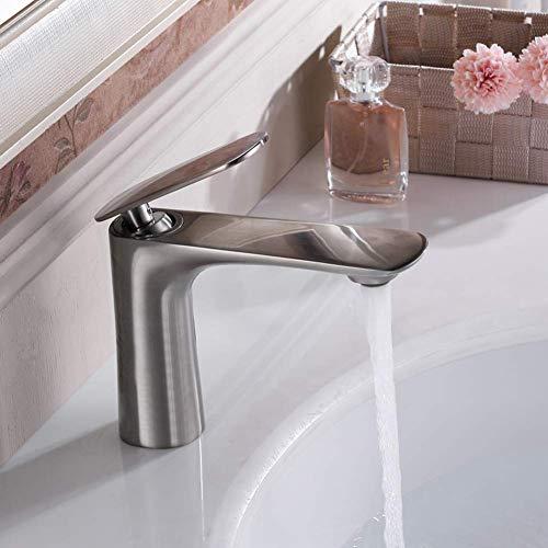 2019 nieuwe wastafel kraan badkamer wastafel mixer kraan prachtige waterval badkamer wastafel monoblock mixer kraan chroom