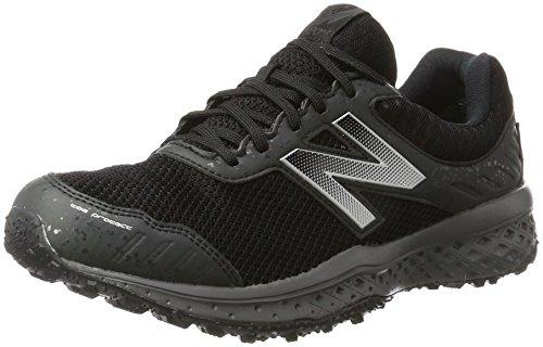 New Balance Mt620V2 Gore-Tex, Zapatillas de Running para Asfalto Hombre, Negro (Black), 41.5 EU