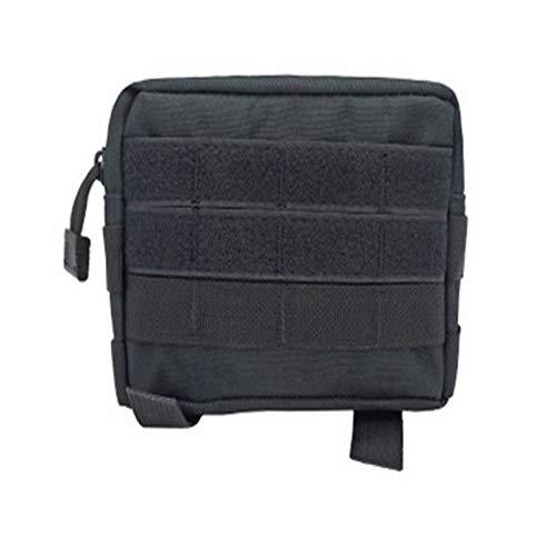 Duradero Molle táctico bolsa de múltiples fines de cinturón de cintura multiusos bolsa de pocket del teléfono de la barra de la batería del teléfono deportivo al aire libre bolsa de cinturón de la bol