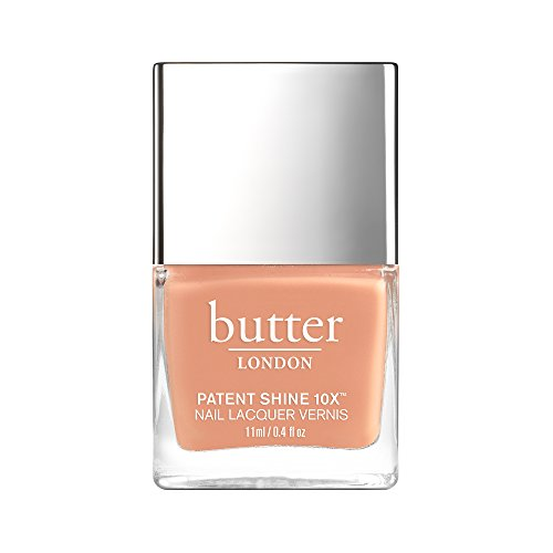 butter LONDON Patent Shine 10X Nail Lacquer Tea With The Queen