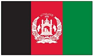 Afghanistan 3ft x 5ft Polyester Flag