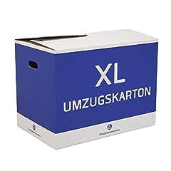 XL Umzugskartons