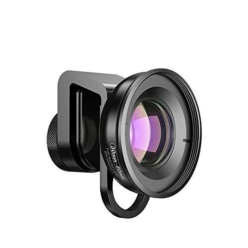 Telefoon Lens Mobiele Telefoon Lens HD Insect Bloem Sieraden Lange afstand Shooting Focus Bereik 30-100mm Mobiele Telefoon Macro Lens