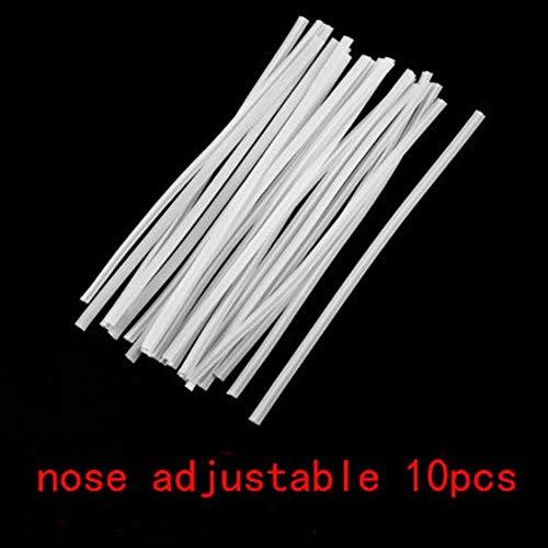 Elastische elastiek elastisch koord armband DIY 10yardsCord neustrimmer,Hake 10st verstelbare