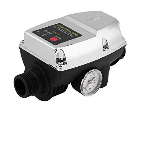 YORKING Automatisch Pumpensteuerung Druckschalter Wasser Pumpe Druckregler Presscontrol für Hauswasserwerk