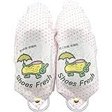寿産業 靴の脱臭乾燥剤 フレッシューズ