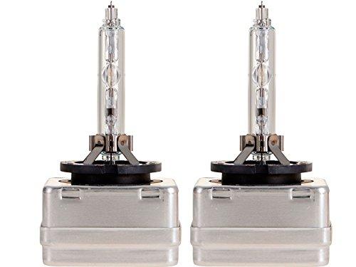 2x PHILIPS D3S 42302 XenEcoStart Standard OEM Xenon Quemadores Lámparas XENON Faros de Coche