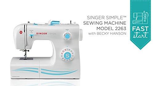 Fast Start - Singer Simple 2263