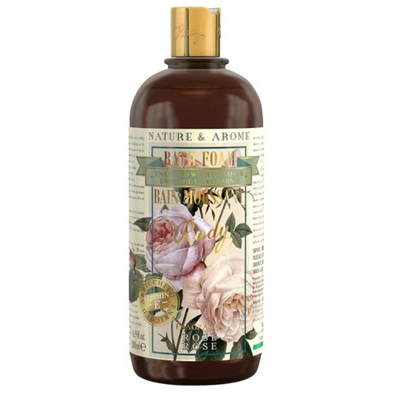 取る協力オーバーフローRUDY Nature&Arome Apothecary ネイチャーアロマ アポセカリー Bath & Shower Gel バス&シャワージェル Rose ローズ