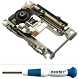 Sony PS4 Disc Drive Replacement Laser Lens and Deck/ PS4 Bluray Laser (KES-860/ KEM-860) Circuit Board (BDP-010/ BDP-015) + Nextec T8 Screwdriver
