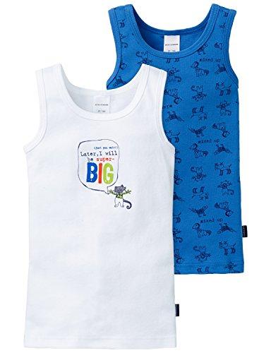 Schiesser Camiseta Tirantes (Pack de 2) para Niños