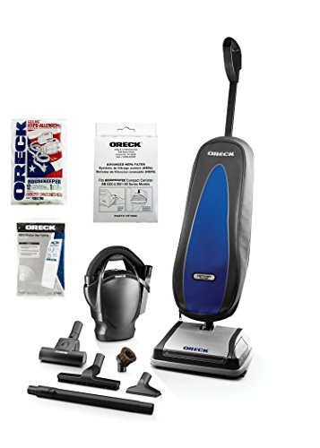 Great Deal! Oreck Lightweight Pro Plus and CC1600 Handheld Complete Home Cleaning Bundle