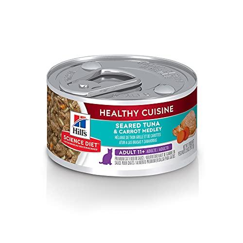 Hill's Science Diet Healthy Cuisine Adult 11+ Wet Cat Food