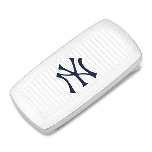Cufflinks Inc. Yankees Pinstripe Cushion Money Clip