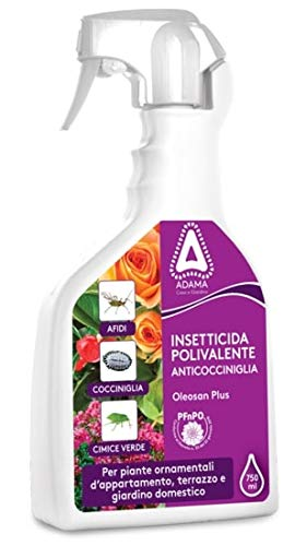 Oleosan Plus insetticida polivalente Anti cocciniglia afidi cimici 750 ml
