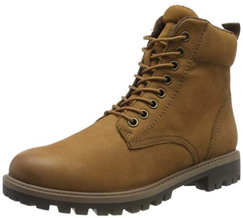 Tamaris Damen 1-1-25272-23 Combat Boots, Braun (Nut 440), 36 EU