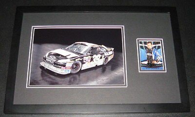 Ryan Newman NASCAR Auto Racing Framed 8x10 Photograph Collage