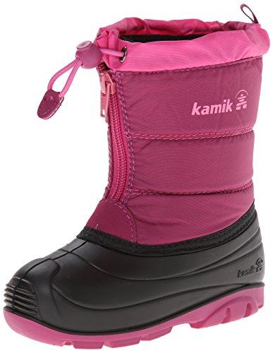 Kamik Icefollies Boot (Toddler),Berry,8 M US Toddler