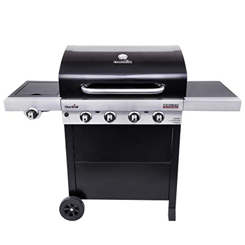 Char-Broil Performance TRU-Infrared 4-Burner Cart Style Gas Grill