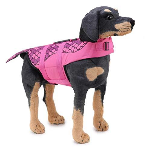Hundeschwimmwesten Hundeschwimmwesten Für Hundelebensretter Erhalter Badeanzug Für Wasser Sicherheit Am Pool Strand Bootfahren