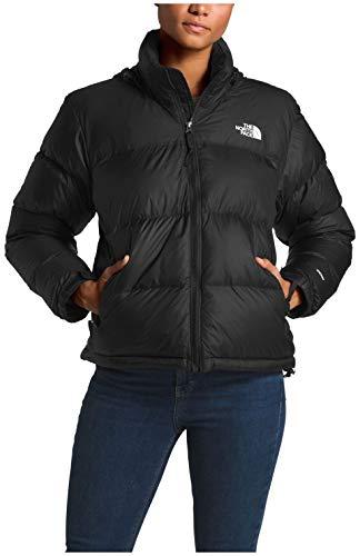 The North Face Women's 1996 Retro Nuptse Jacket TNF Black NF0A3JQRJK3 (Small)