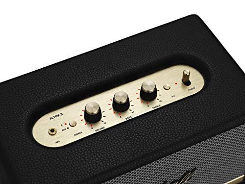 Marshall Acton II Altoparlante Bluetooth, Nero