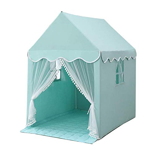 Kids Tent, Tents Children's Tent, Children's Play House&play Tents Girl Tent Boy Tent Dream Tents/for Four Seasons - 93 * 125 * 140CM Kids Teepee (Color : A, Size : 93 * 125 * 140CM) fashion