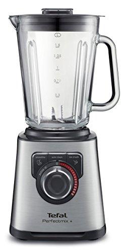 Tefal BL811D blender, 1,5 l, 1200 W, grijs, 1,5 l, 2 l, mixer, grijs, metaal, glas