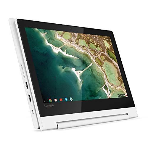Product Image 7: Lenovo Chromebook C330 2-in-1 Convertible Laptop, 11.6-Inch HD (1366 x 768) IPS Display, MediaTek MT8173C Processor, 4GB LPDDR3, 64 GB eMMC, Chrome OS, 81HY0000US, Blizzard White