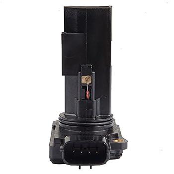 ECCPP Mass Air Flow Sensor Meter MAF 4pins Fits for Mitsubishi Eclipse Galant Lancer Outlander Endeavor,Outlander Sport,06 07 08 09 10 11 12,2.0L 2.4L 3.8L,Replaces Number  2451157 MA189 AF10203