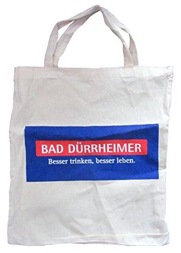 Bad Dürrheimer - Besser Trinken, Besser Leben. - Stoffbeutel - Einkaufsbeutel