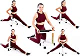 Splits Easy The ONLY Leg Stretcher For Front AND Side Splits, Heavy Duty Flexibility Machine & Stretching Method
