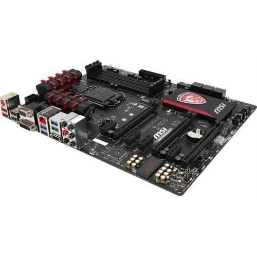 MSI Z97-Gaming 5 LGA 1150 Intel Z97 HDMI SATA 6Gb/s USB 3.0 ATX Intel Motherboard