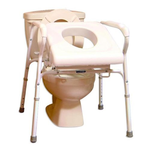 RMCA200EA - Uplift Commode Assist, White