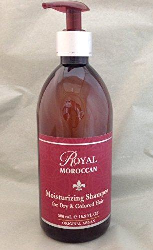 Reale marocchino 500ml Idratante - capelli secchi e colore