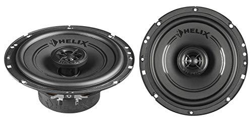 Helix F 6X 16,5cm 2-Wege Koaxial Auto Lautsprecher Set 120 Watt 165mm F6X