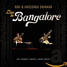 Ravi & Anoushka Shankar Live in Bangalore (2CD+DVD)