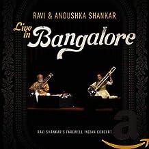 Ravi & Anoushka Shankar Live in Bangalore (2CD+DVD)
