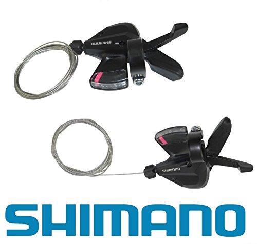 Comandi cambio destro e sinistro SHIMANO ALTUS SL M310 8 x 3 24 V velocità bicicletta bici MTB city bike