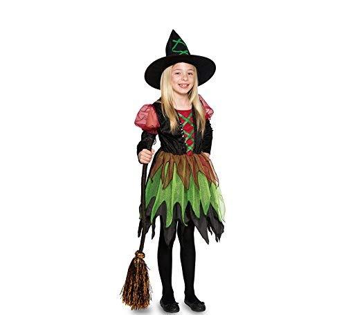 Fyasa 706389-t03fata strega costume, taglia M