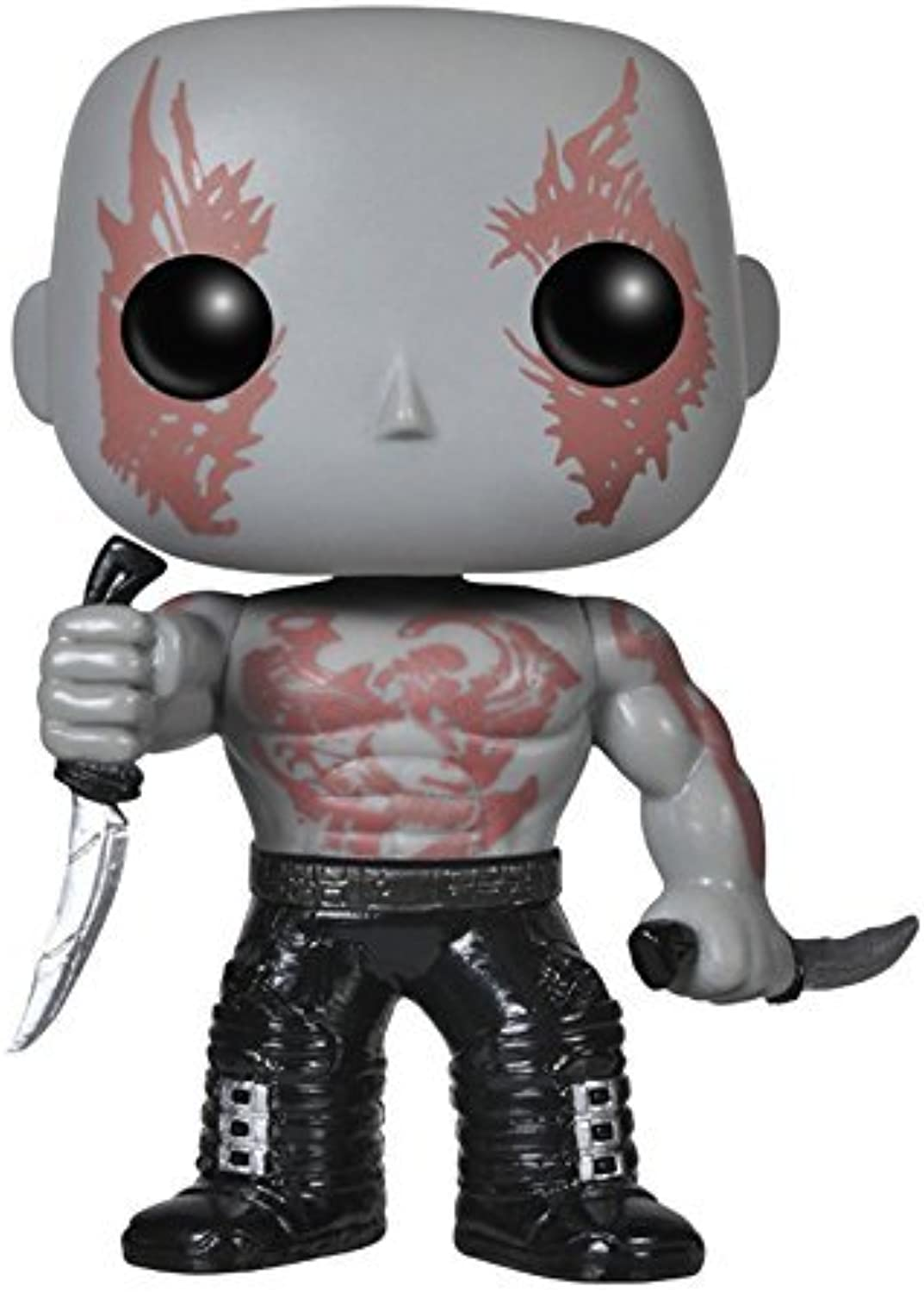 Funko POP Marvel  Guardians of The Galaxy - Drax Vinyl Bobble-Head Figure by FunKo