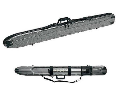シマノ ロッドケース TOUGH&WASH カーボンブラック 130S RC-072H