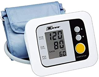 Zewa Automatic Blood Pressure Monitor Medium/Large Cuff UAM-720 1 EA - Buy Packs and SAVE (Pack of 3)