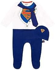 DC Comics Pijama Entera para Niños Bebés Superman