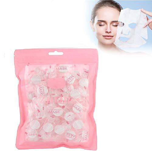 Maschere monouso utilizzate per la prova prodotto da 100 pezzi