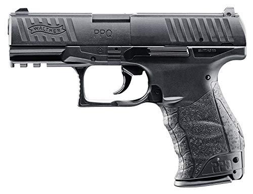 Umarex Walther PPQ .177 Caliber Pellet or BB Gun Air Pistol (2256010) , Black