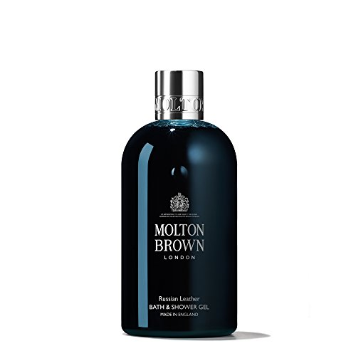 Molton Brown Russian Leather Bath & Shower Gel, 300 Ml