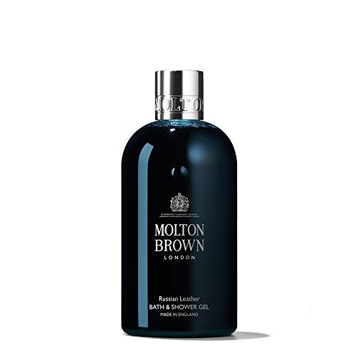 Molton Brown Russian Leather Bath & Shower Gel, 300 Ml